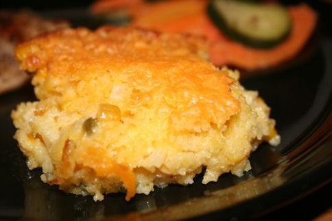 Corn Casserole (Paula Deen)