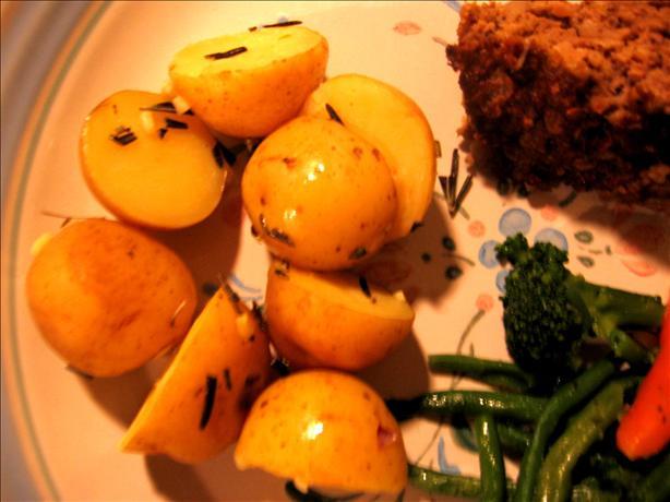 Scenter Garlic & Rosemary Baby Potatoes