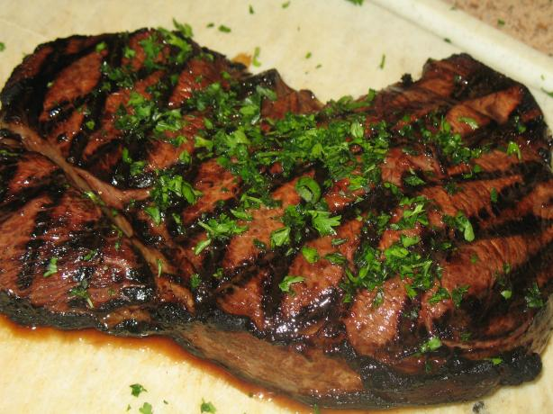 My Favorite Steak Marinade