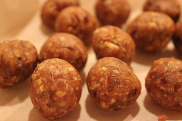 Peanut Butter Date Balls