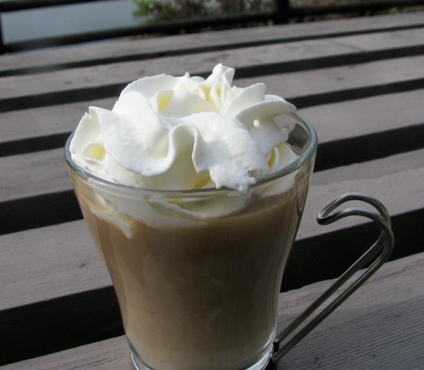 Mexican Irish Coffee