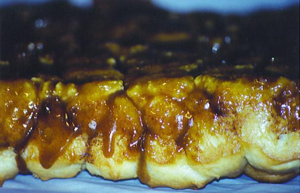 Sinfully Rich & Easy Sticky Buns