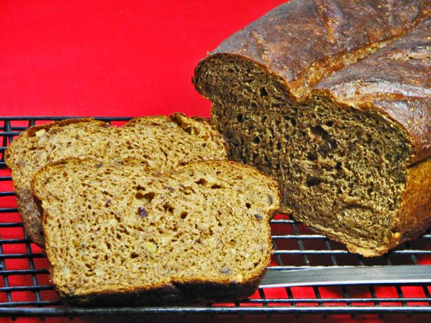 Fig Walnut Wheat Yeast Bread (ABM)