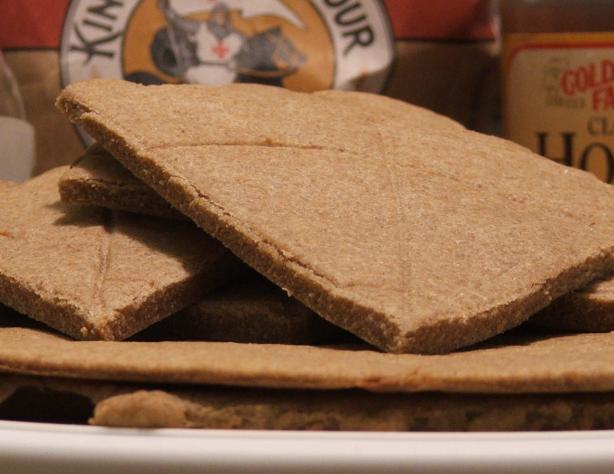 Unleavened Whole Wheat Bread