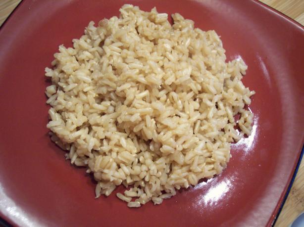 Brown Rice And Barley