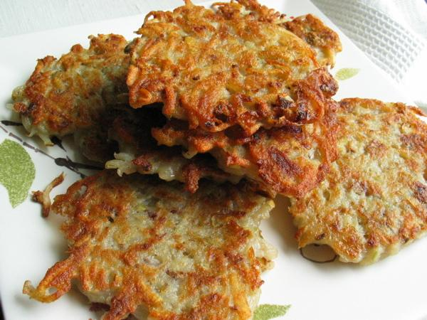 Dad's Potato Pancakes