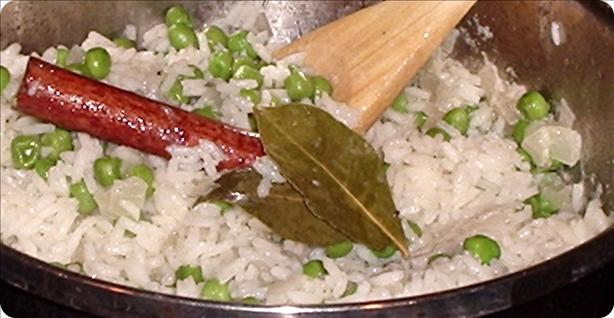 Plough or Plauta (India Rice)