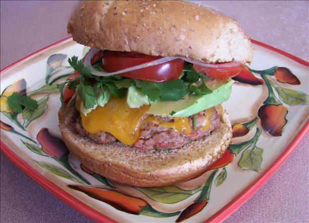 Mexican Hamburgers