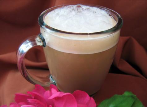 Simple Coconut Mocha