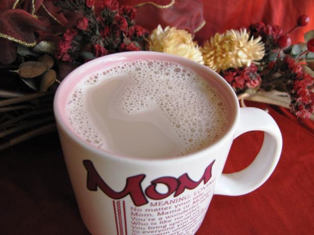Vanilla Bean Tea Latte