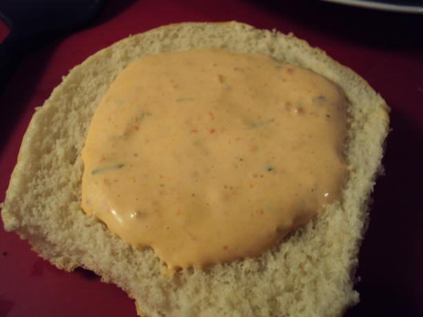 Red Pepper Mayonnaise