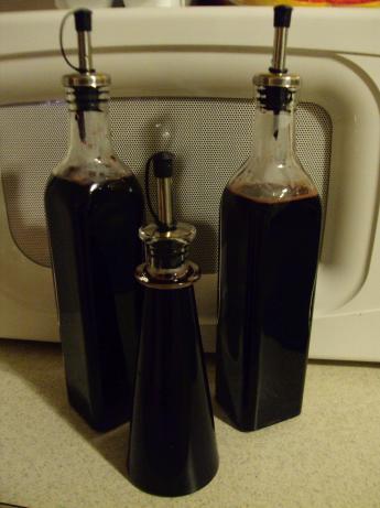 Elderberry Vinegar