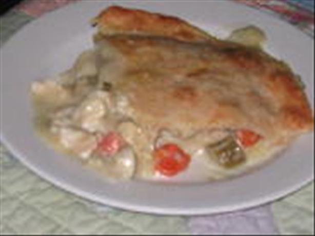 Down Home Chicken Pot Pie