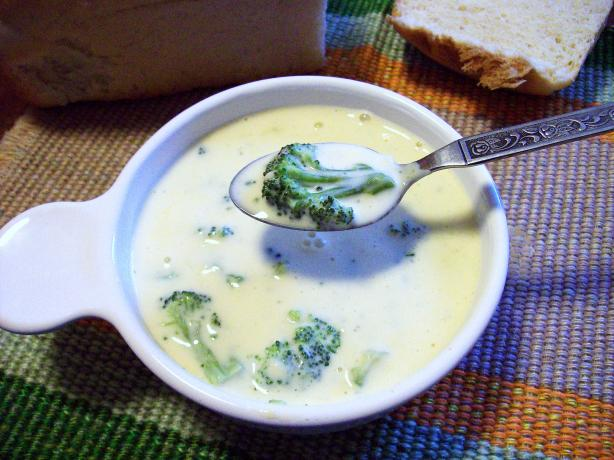 Awesome Cream of Broccoli Soup