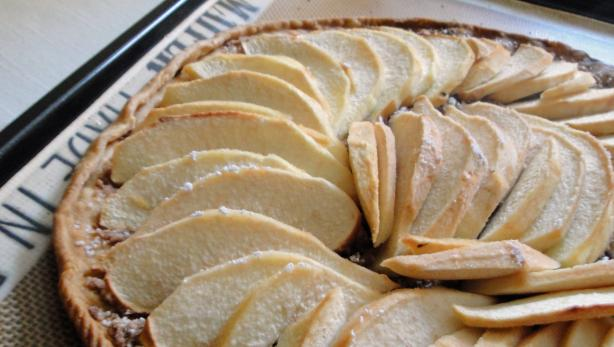 Apple And/Or Quince Tarte