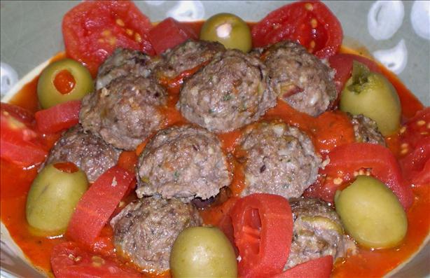 Kittencal's Greek Lamb and Feta Meatballs (Keftedakia)