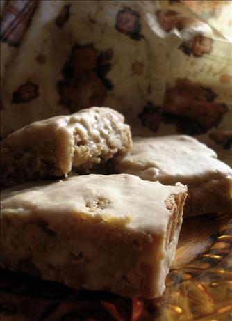 Maple Walnut Brownies