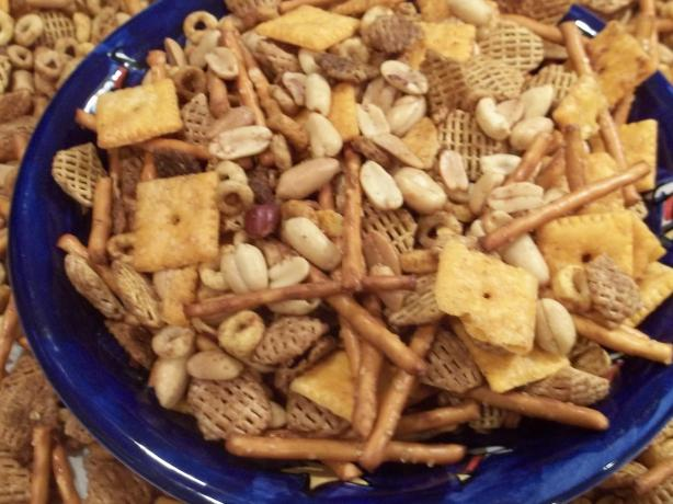 Trevor's Chex Party Mix