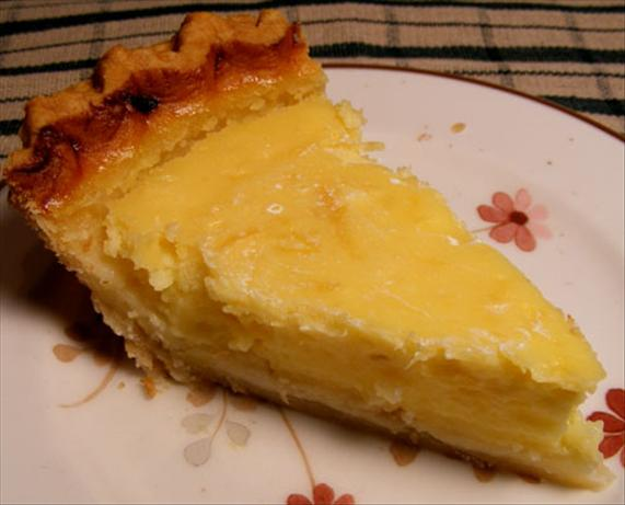 Classic French Tarte Au Citron - Fresh Lemon Tart