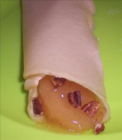 Apple Pecan Crepes