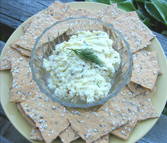 Feta Cheese Dip - Middle Eastern Style