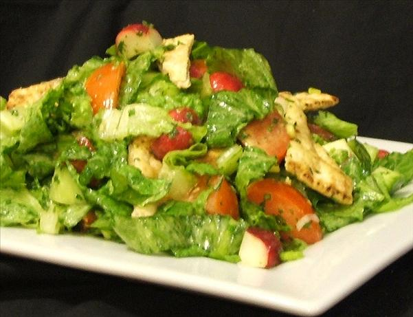 Middle-Eastern-Style Salad