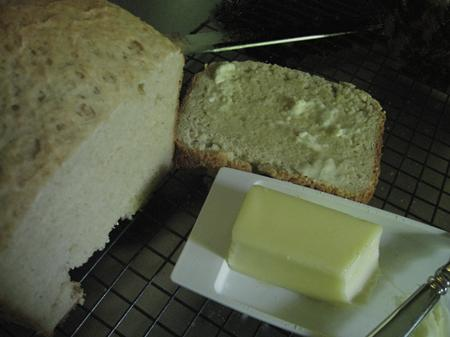 Beer and Oat Bread