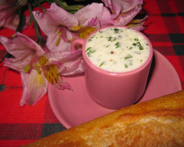 Parsley and Chive Herbed Butter