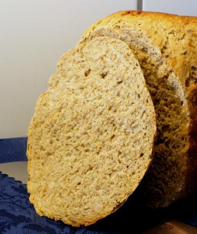 Swedish Limpa Bread (ABM)