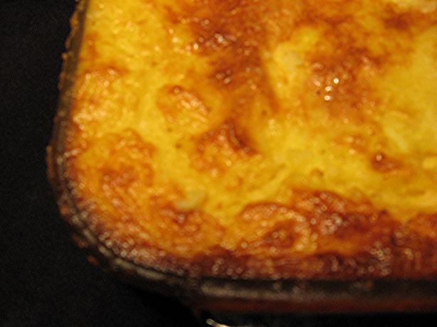 Delicious Baked Cheese Grits