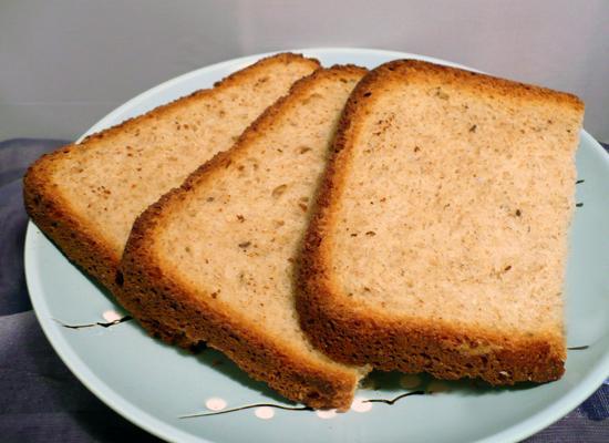 Sour Cream Rye Bread (ABM)