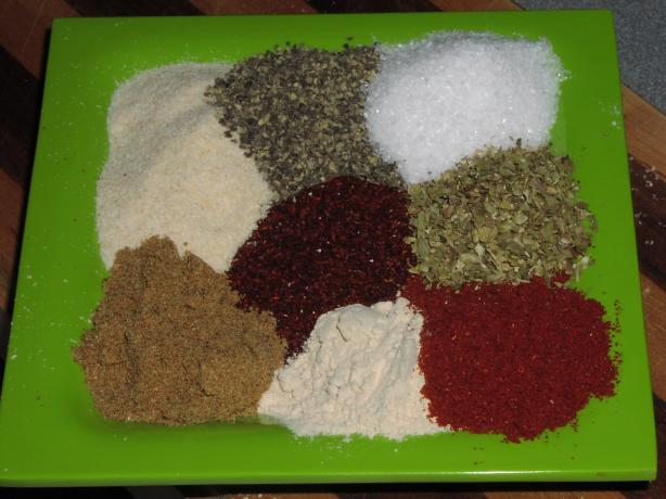 Taco Seasoning - Hcg Friendly