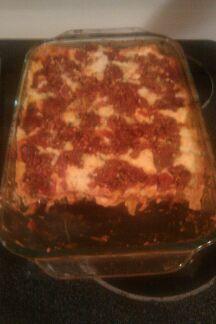 Barefoot Contessa's Lasagna