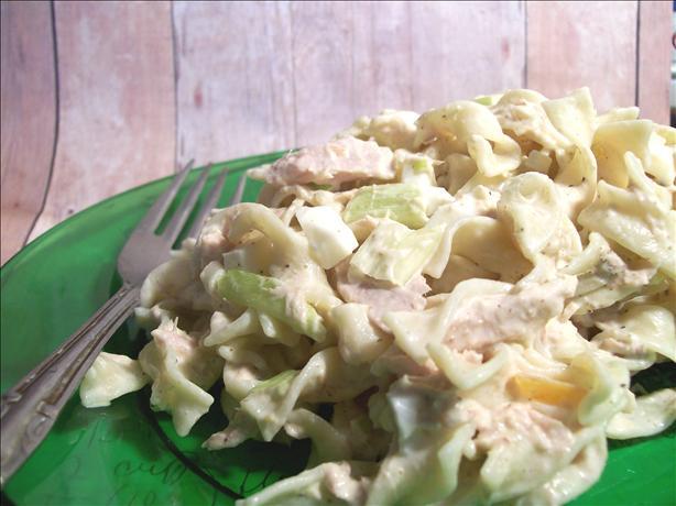 Tuna-Noodle Salad My Way