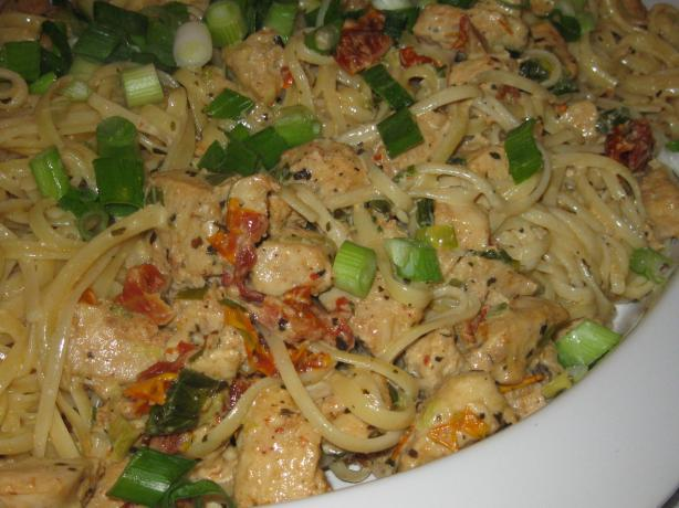 Cajun Chicken Linguine
