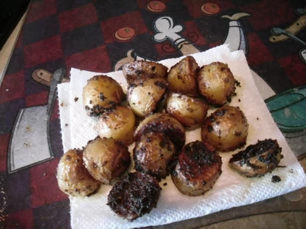 World's Best Seasoned Potatoes