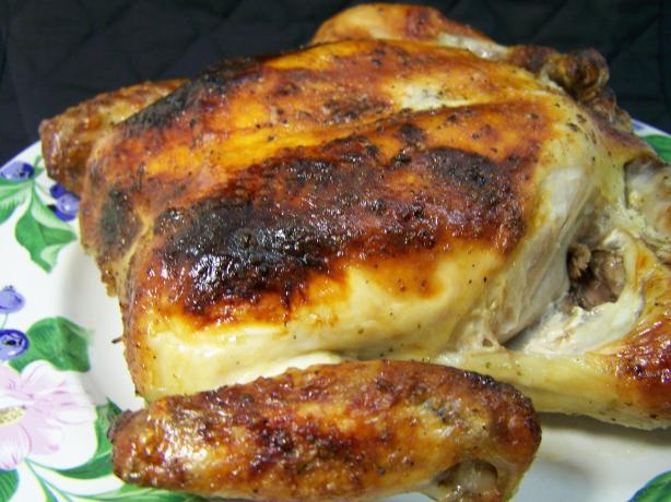 Houlihan's Herb-Roasted Chicken