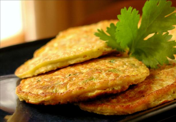 Indonesian Corn Cakes