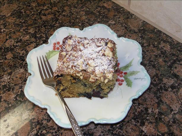 Raspberry-and-Brown-Sugar Coffee Cake