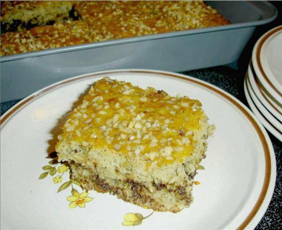 Nummy Namma Choc-Oat Chip Cake