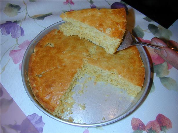 Cumin-Cheddar Cornbread