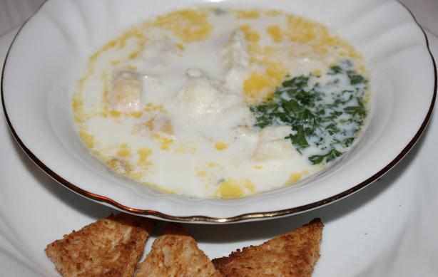 Cullen Skink - Scottish Smoked Haddock and Potato Soup