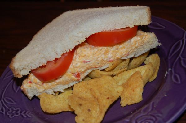 The Best Ever Pimiento Cheese Spread