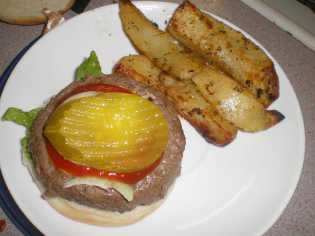 Tomato & Basil Turkey Burgers