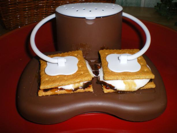 Diet and Have Your S'mores Too