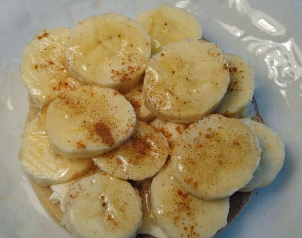 Ricotta and Banana on Toast (21 Day Wonder Diet: Day 10)