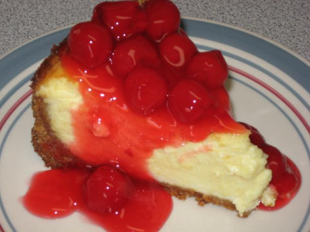 New York Cheesecake by Tyler Florence