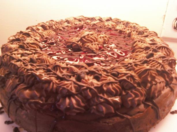Chocolate Truffle Cheesecake (Death by Chocolate!)