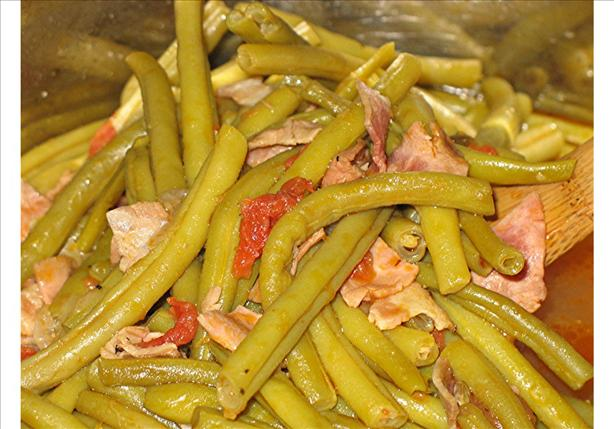 Emeril's Green Beans Creole