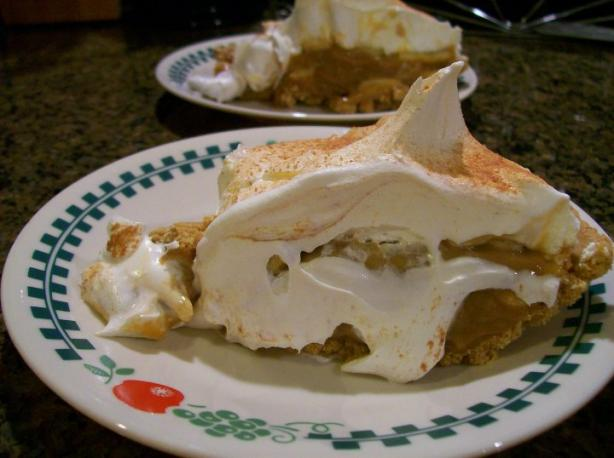 Dulce De Leche Banana Cream Dessert